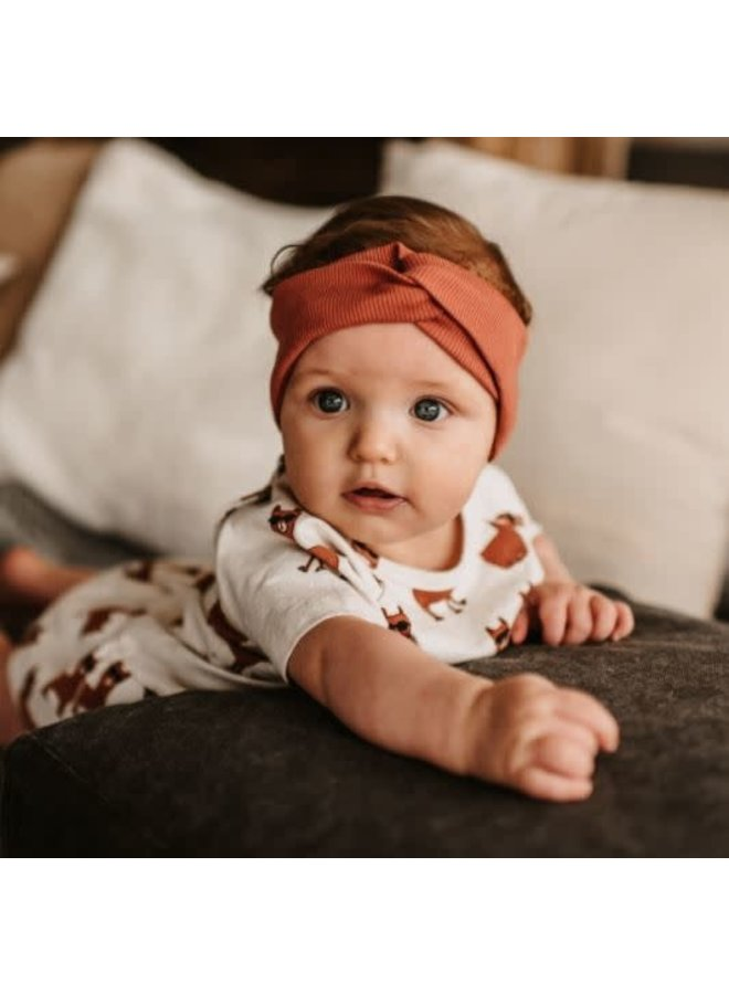 Rib Terra | Twisted Headband Terra