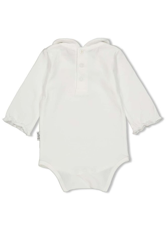 Romper - Panther Cutie Offwhite