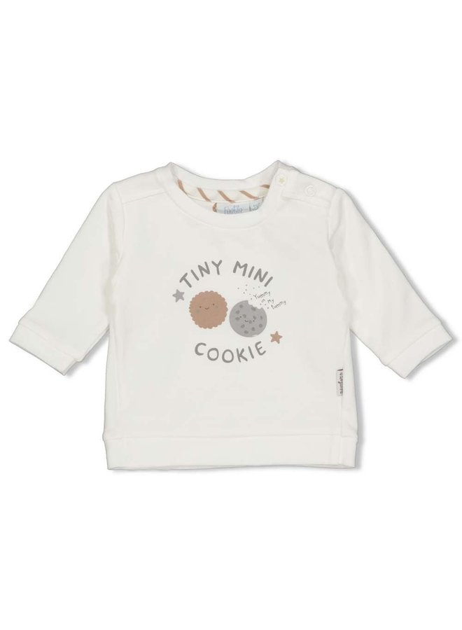 Sweater - Mini Cookie Offwhite