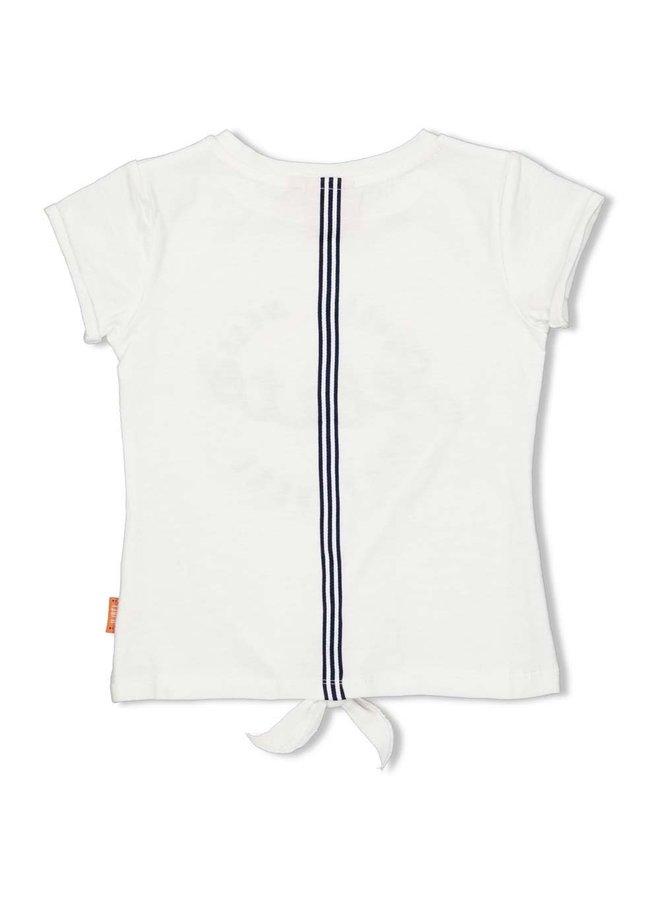 T-shirt Gelato - Sweet Gelato Offwhite