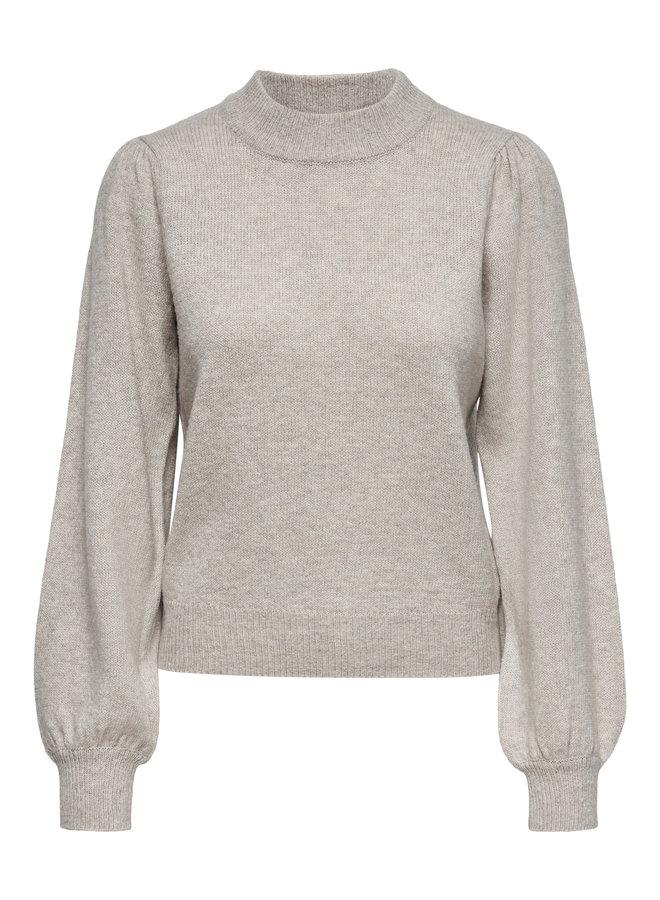 Jdyrue pullover grey