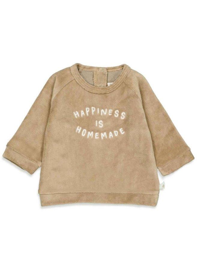 Sweater - Little Croissant Zand