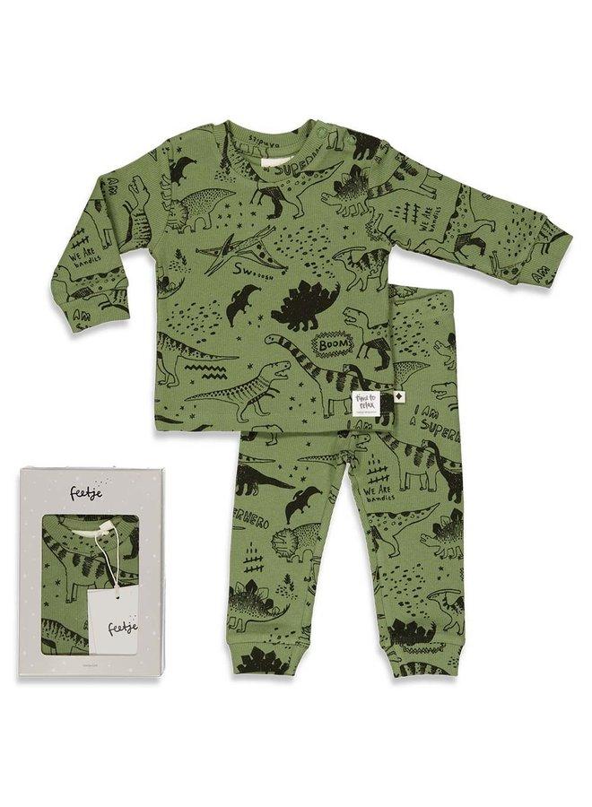 Dino Drew - Premium Sleepwear by FEETJE Army