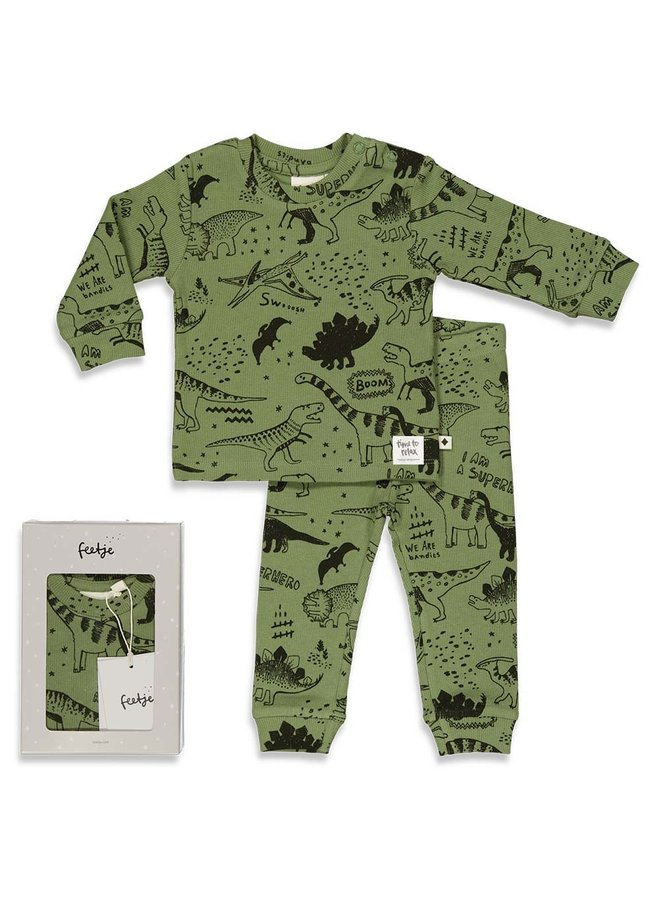 Dino Drew - Premium Sleepwear by FEETJE