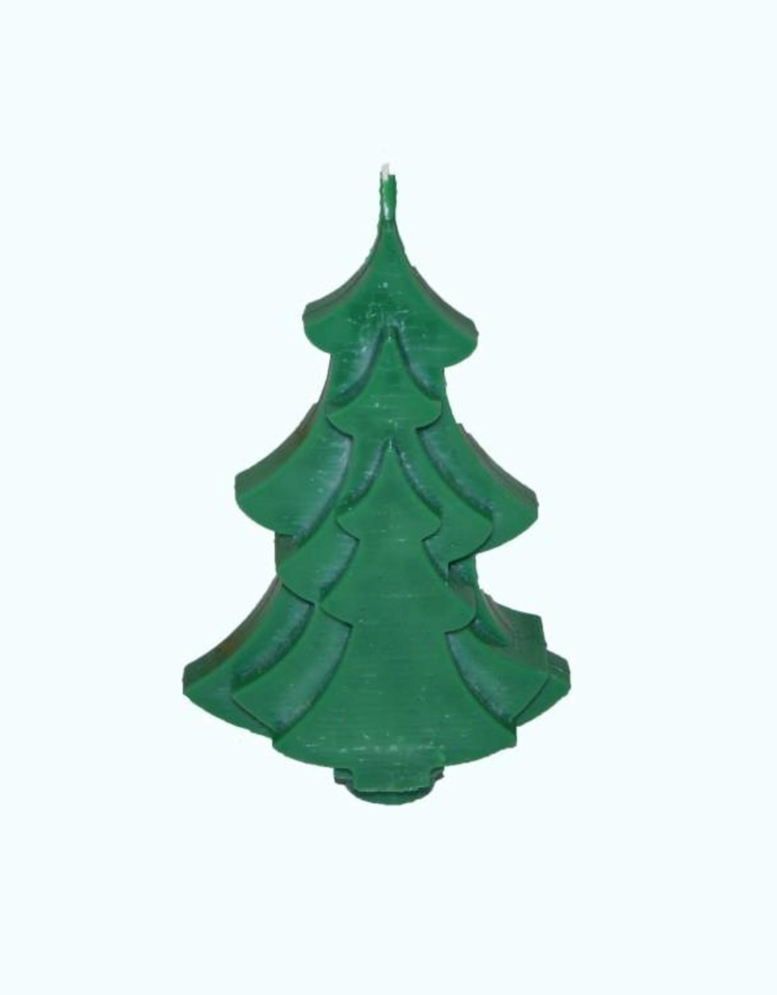 Kerstboom Kaars voor de Feestdagen - Kerstkaars