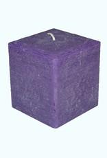 Grote vierkante kaars van uitstekende kwaliteit