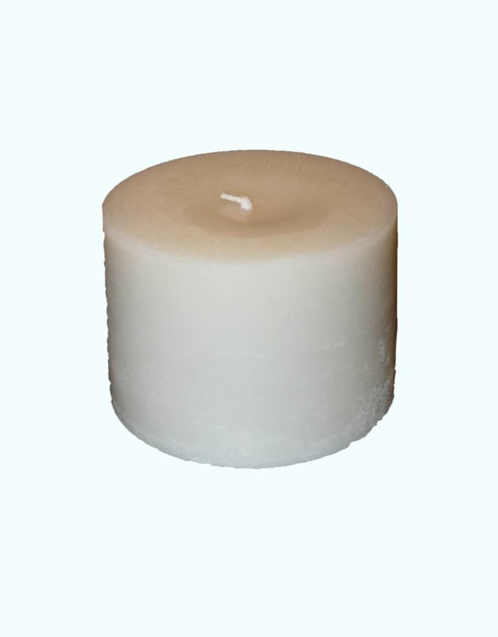 Grote Tuinkaars Wit XL Ø 18x12cm