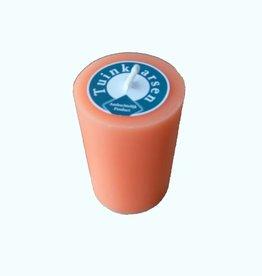 Tuinkaars Fluorescerend Oranje Ø 7x10 cm