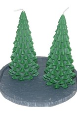 Kerstboom Kaars - Christmas Tree Candle 20x10 cm