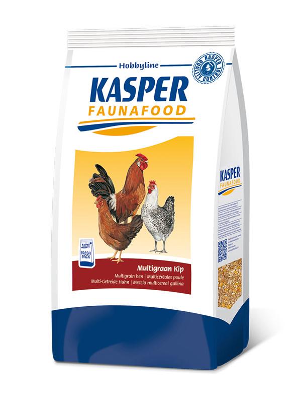 Kasper KASPER - MULTIGRAAN KIP 4 KG