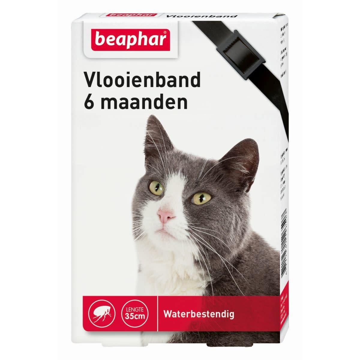 Beaphar Beaphar vlooienband kat