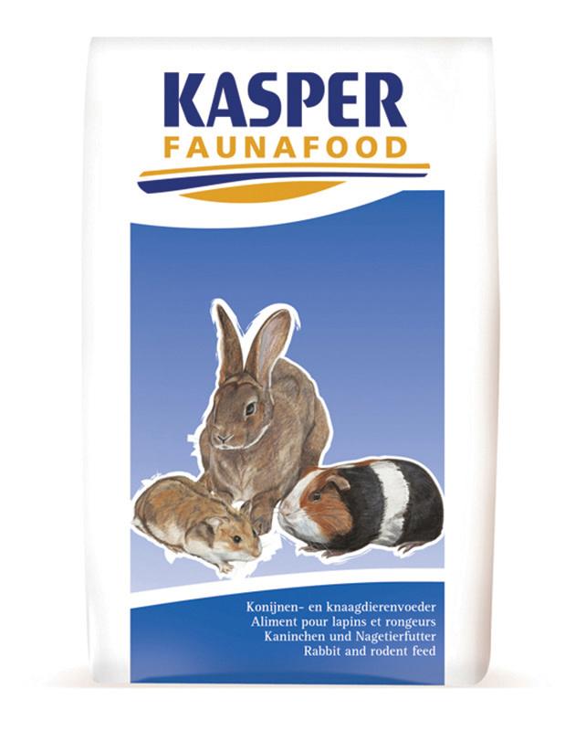 Kasper KASPER - KONIJNENKORREL HOBBY 20 KG ADULT