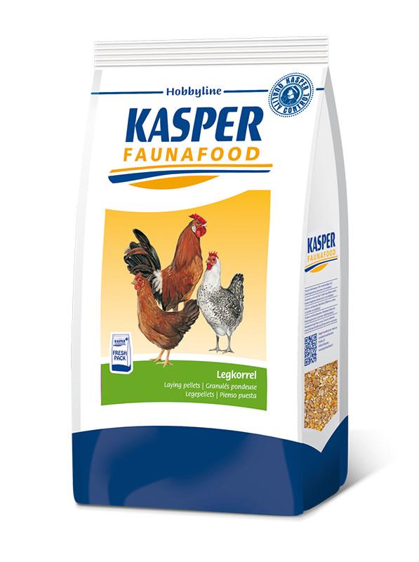 Kasper KASPER - LEGKORREL 4 KG