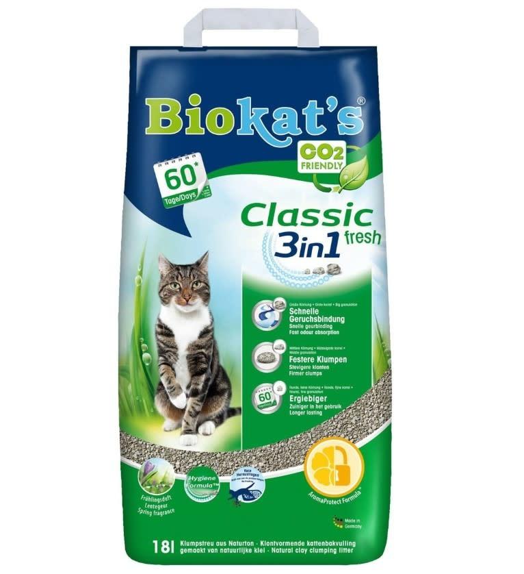 Biokats fresh classic 18l