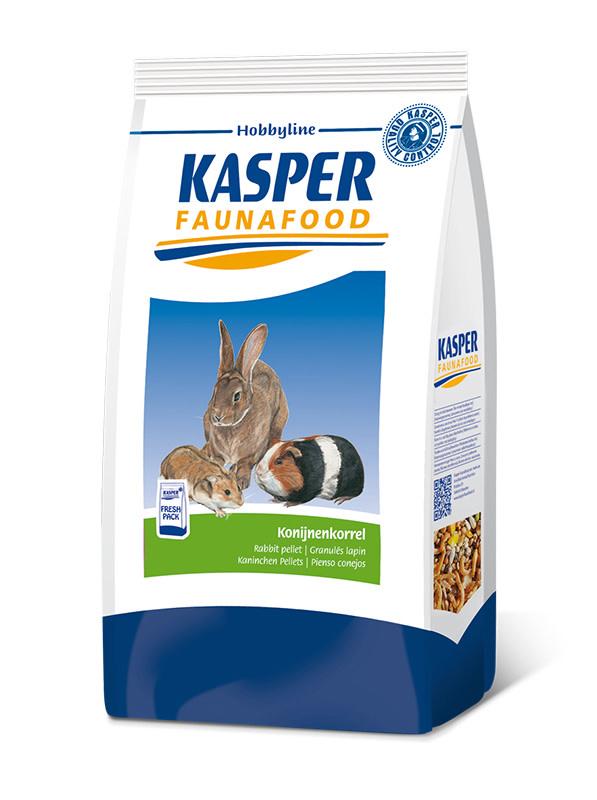 Kasper KASPER - KONIJNENKORREL 4 KG