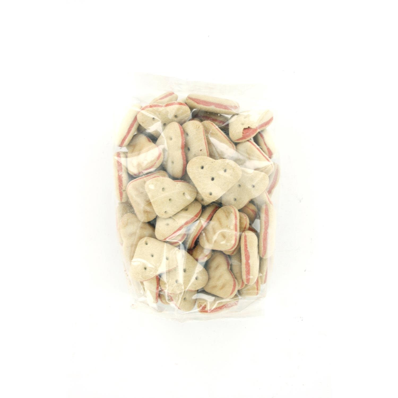 koekhartjes met zalm 400gr