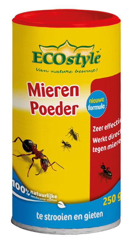 Ecostyle mierenpoeder 250gr