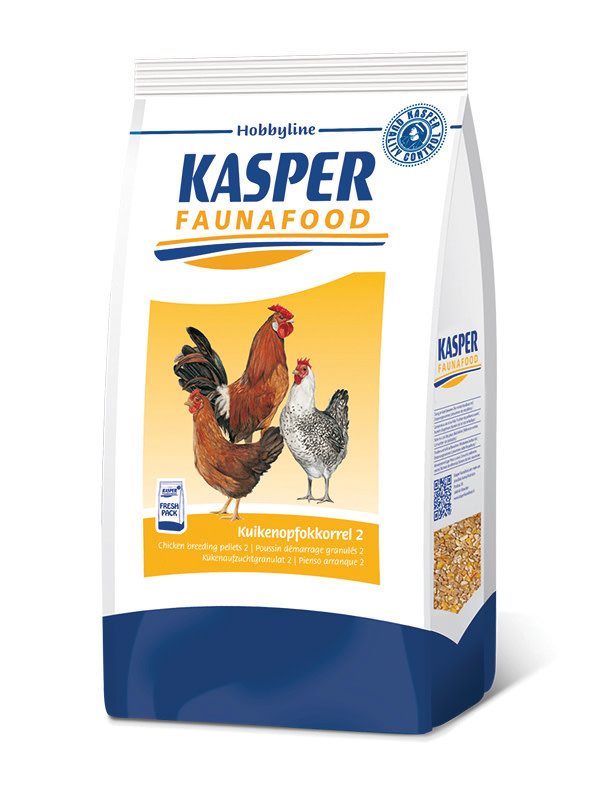 KASPER - KUIKENOPFOKKORREL 2 4 KG