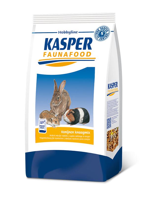 Kasper KASPER - KONIJNEN KNAAGMIX 3,5 KG
