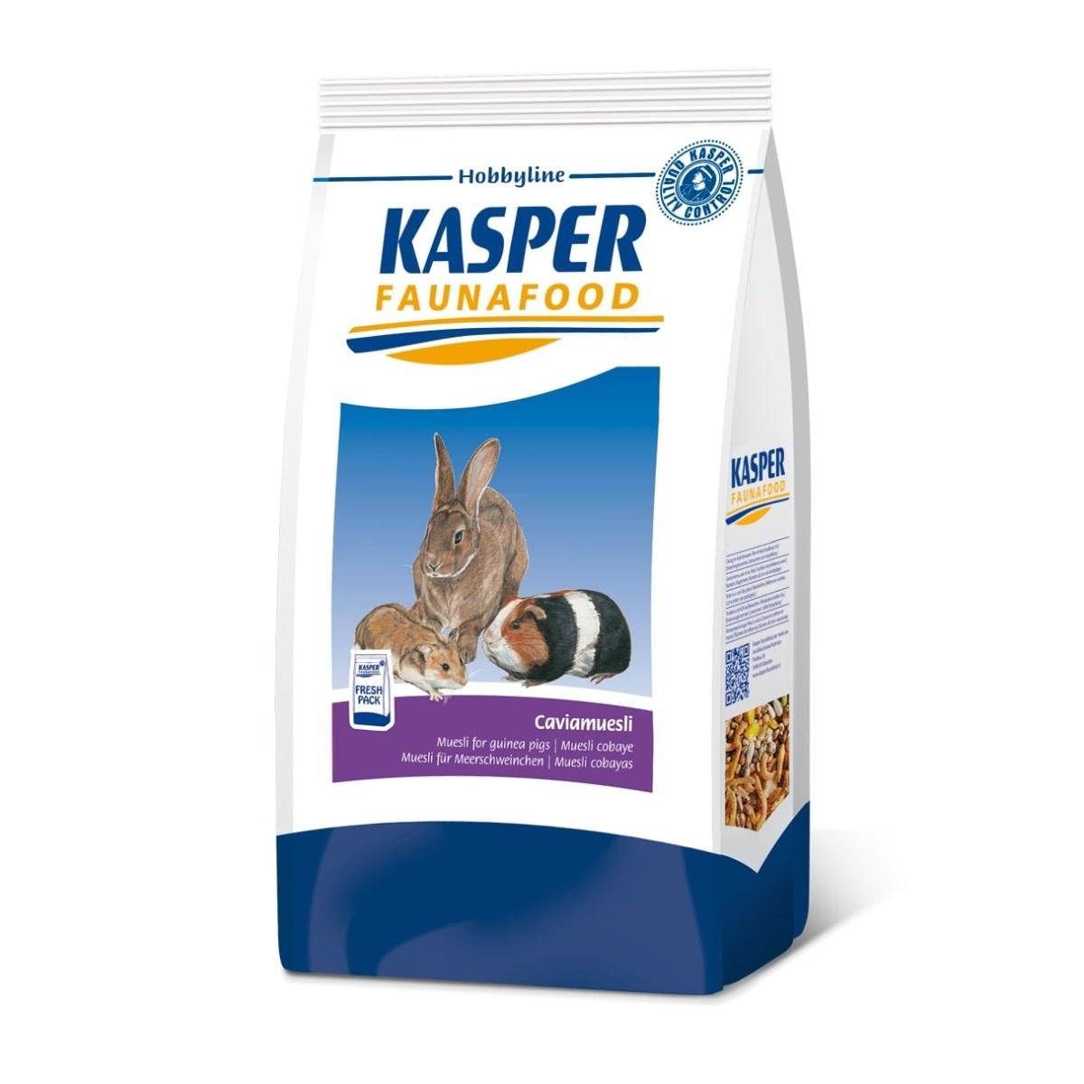 Kasper KASPER - CAVIAMUESLI 2,5 KG