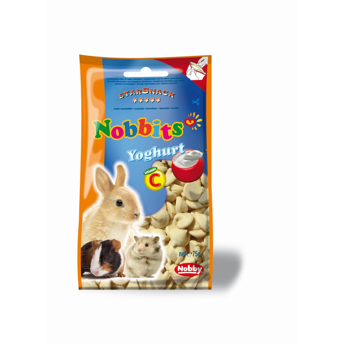 NOBBY NOBBY - NOBBITS YOGHURT