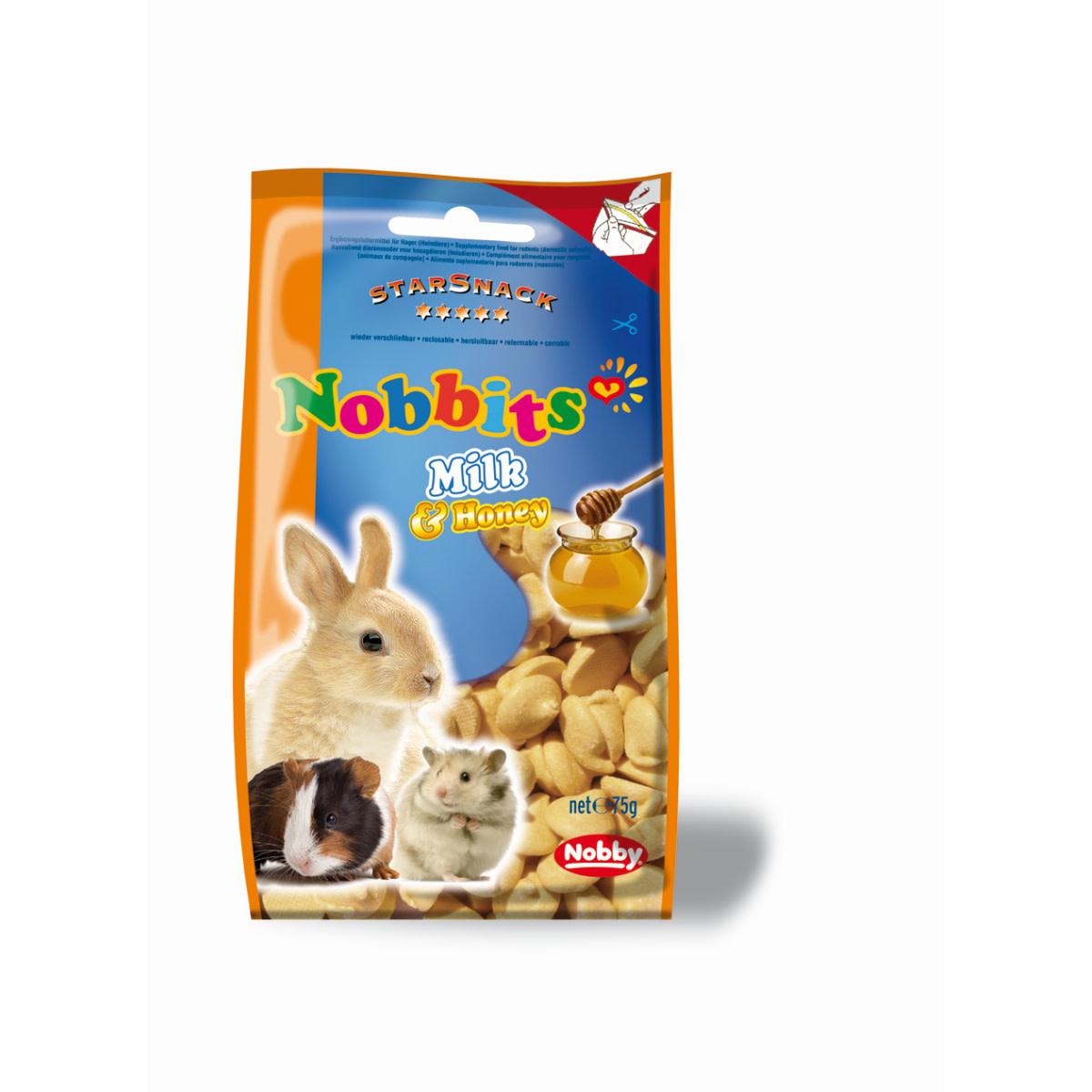 NOBBY NOBBY - NOBBITS MELK EN HONING