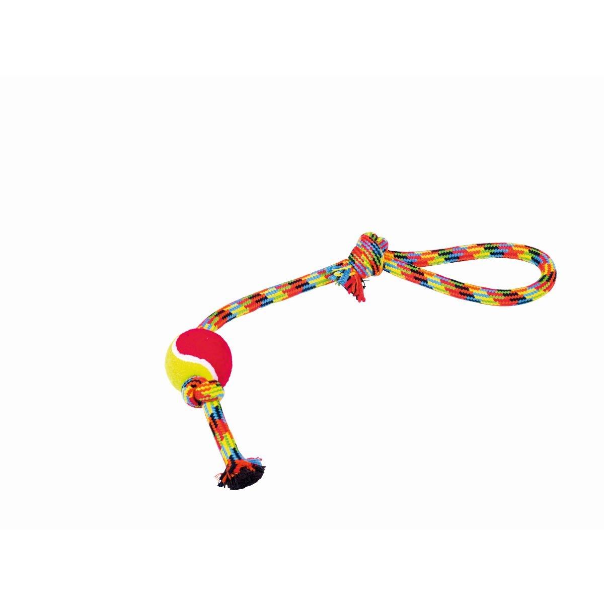 touw met bal groot