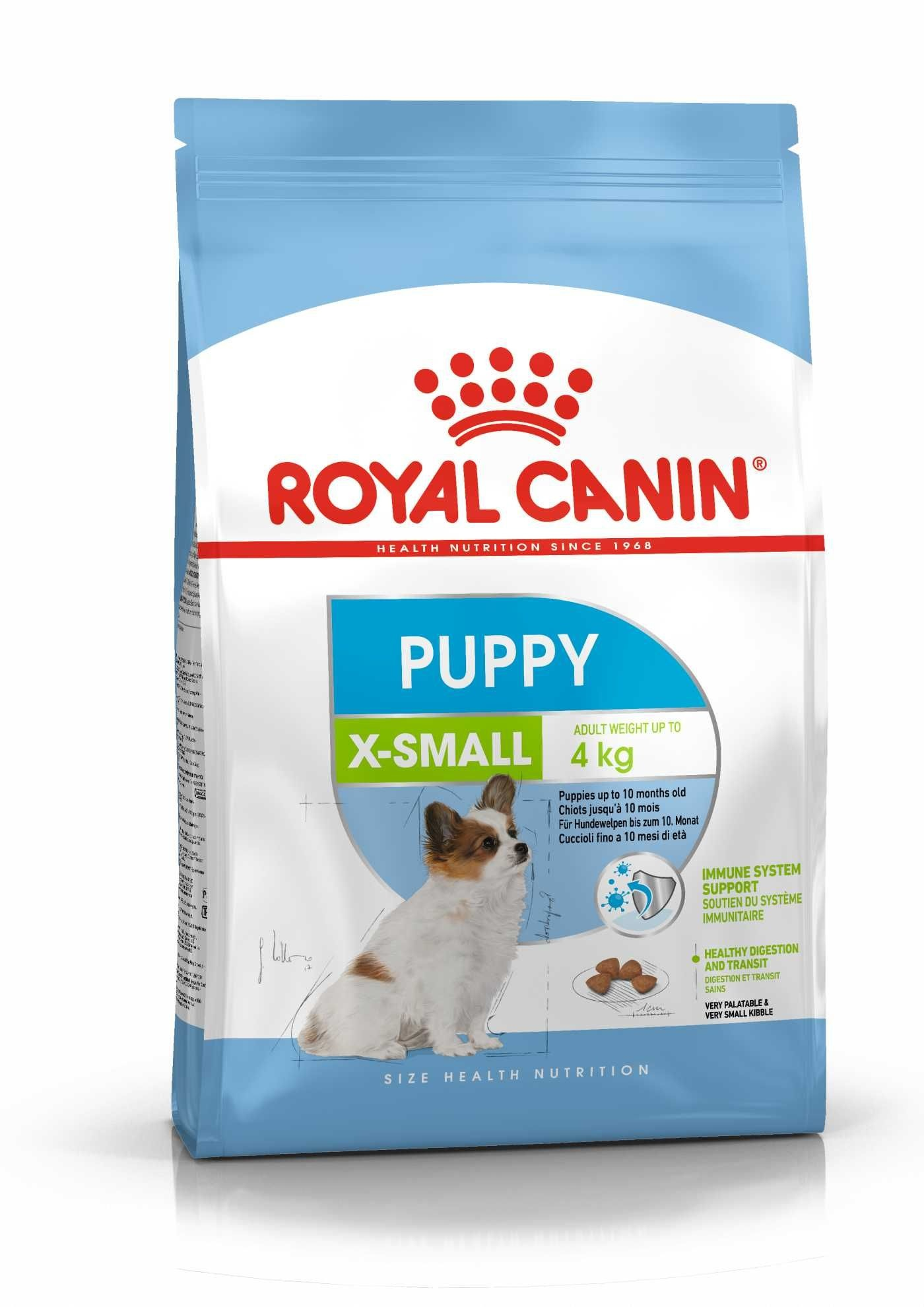RC X-Small puppy 3kg