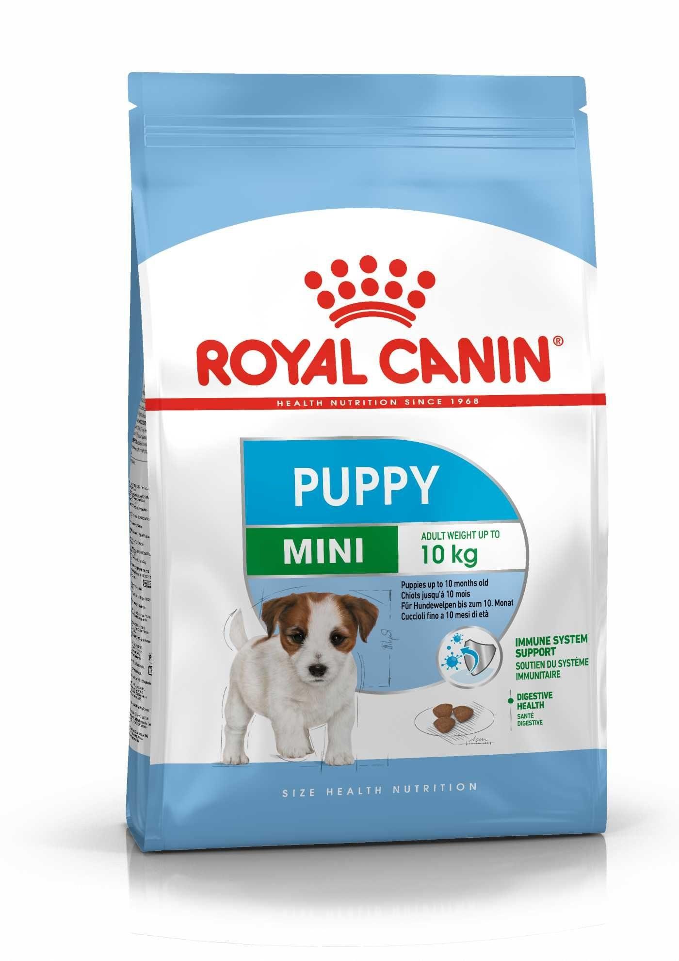 Royal Canin Royal Canin- Mini puppy 800gr