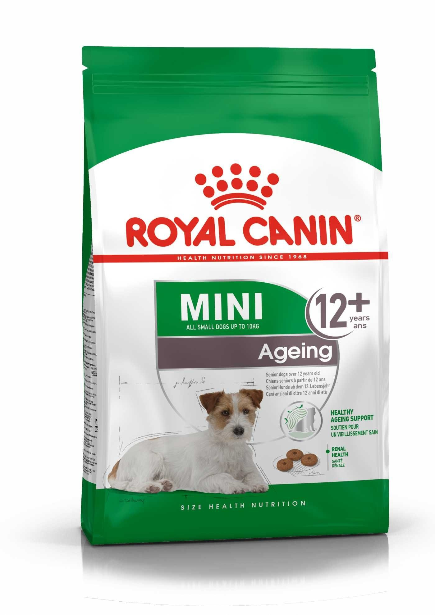 Royal Canin Royal Canin- Mini ageing 12+ 1,5kg