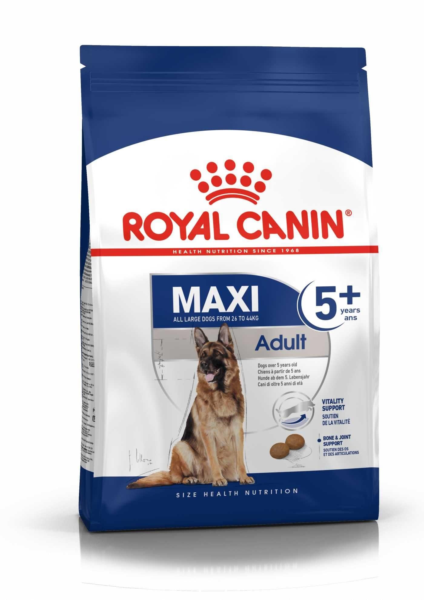 Royal Canin Royal Canin- Maxi Adult 5+ 15KG