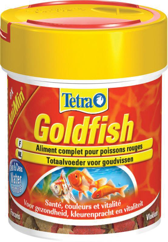 Tetra TETRA - ANIMIN VLOKKEN GOLDFISH 66 ML