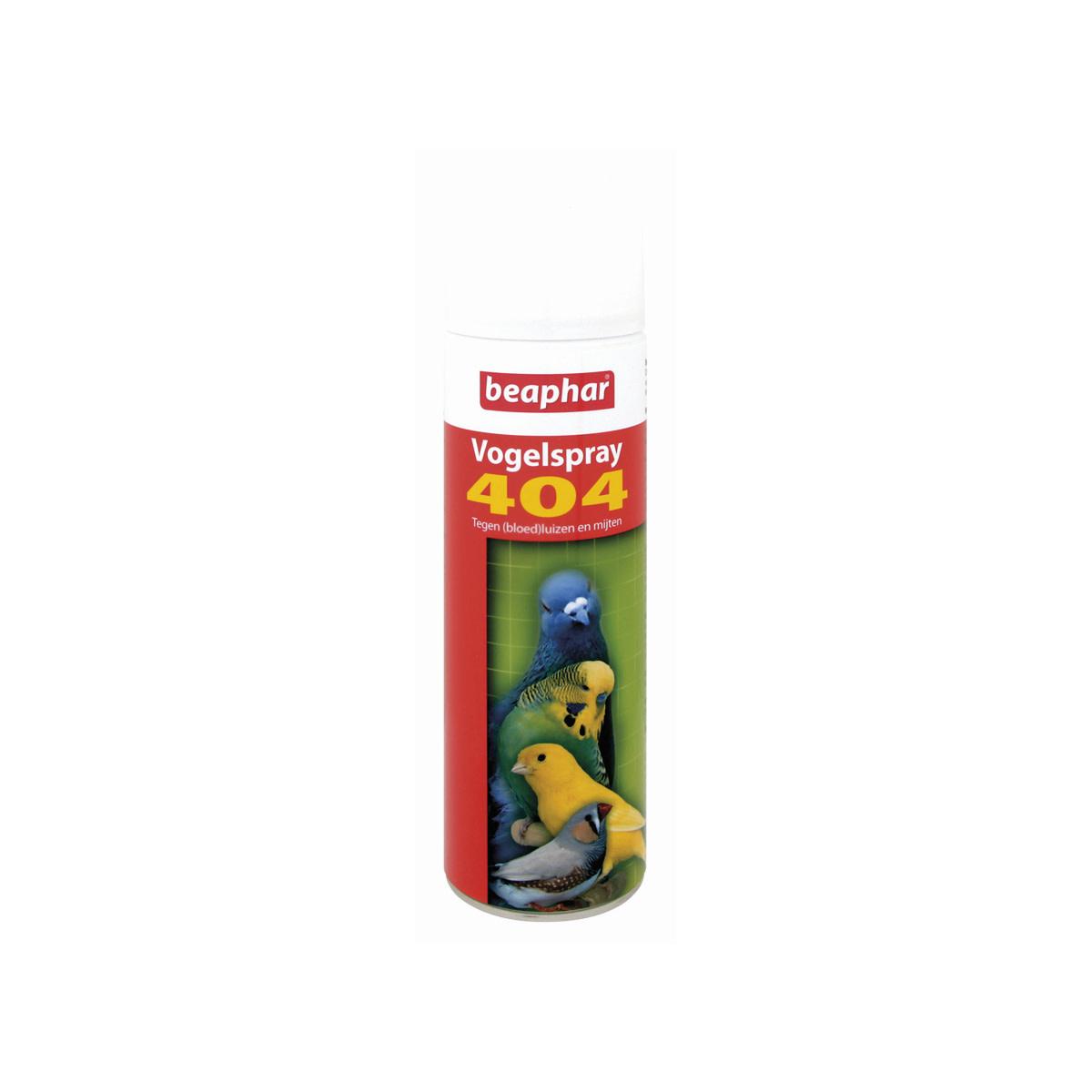Beaphar BEAPHAR - 404 VOGELSPRAY 500 ML
