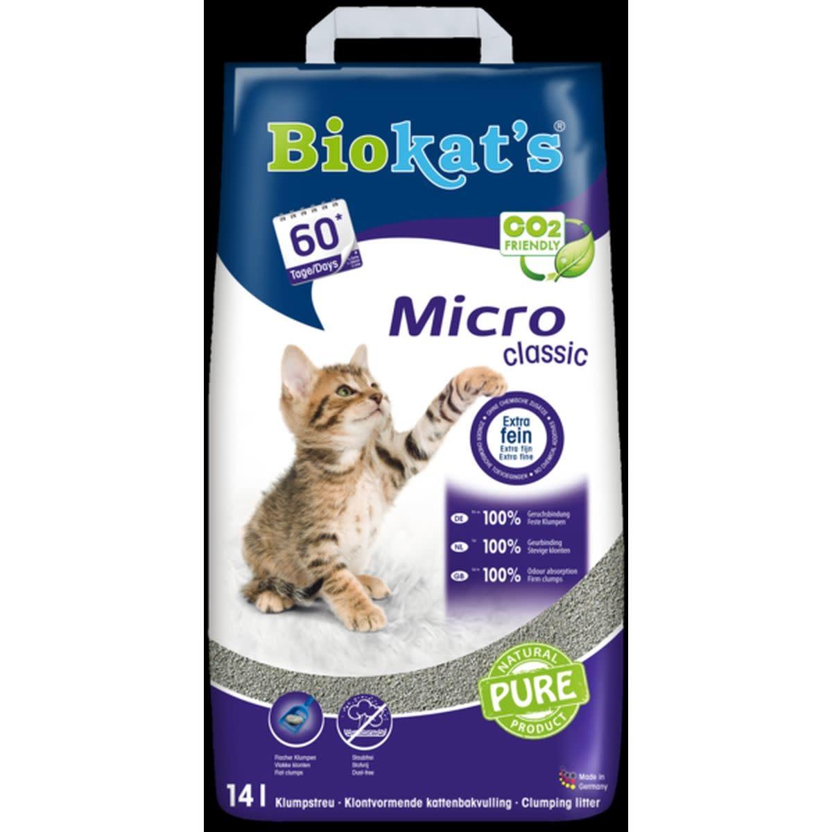 BioKat's BIOKAT'S - MICRO CLASSIC 14L