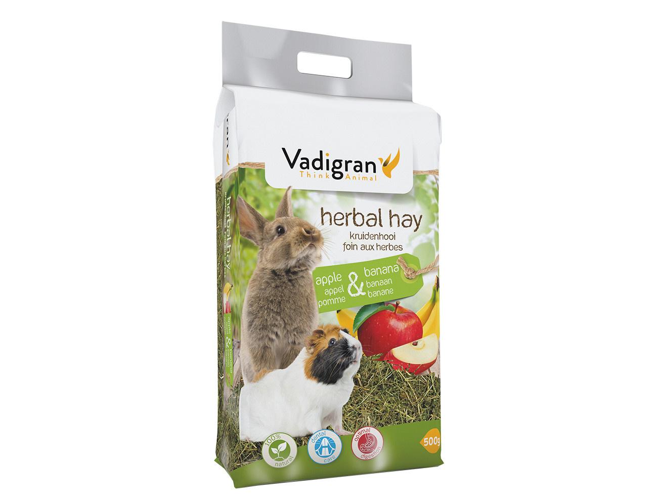 Vadigran VADIGRAN- Kruidenhooi Appel & Banaan