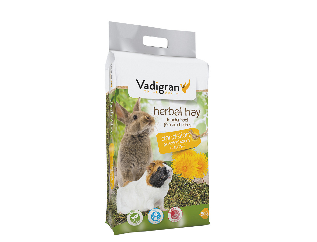 Vadigran VADIGRAN - KRUIDENHOOI PAARDENBLOEM 500 GR