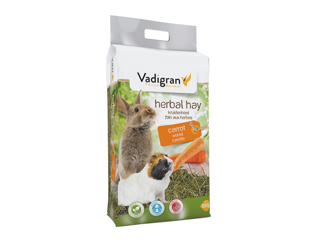 Vadigran VADIGRAN - KRUIDENHOOI WORTEL 500 GR