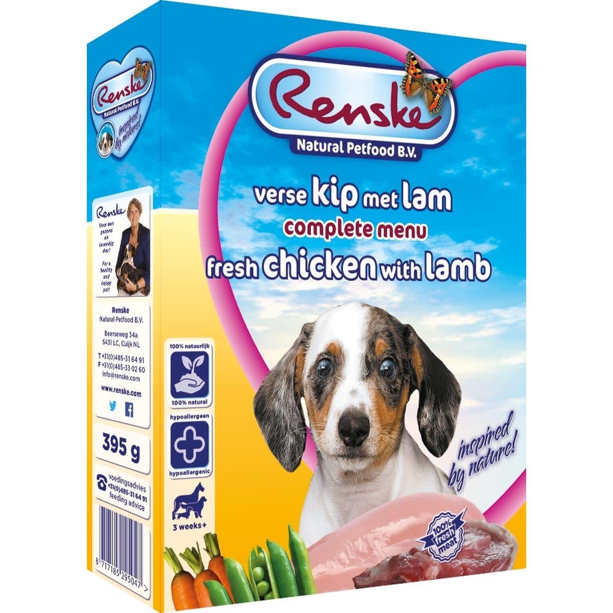 Renske RENSKE - VERS 395 GR LAM & KIP PUPPY