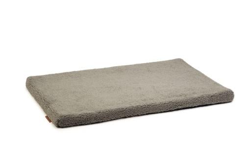 BeezTees BeezTees- Memory foam bench kussen grijs 89x60