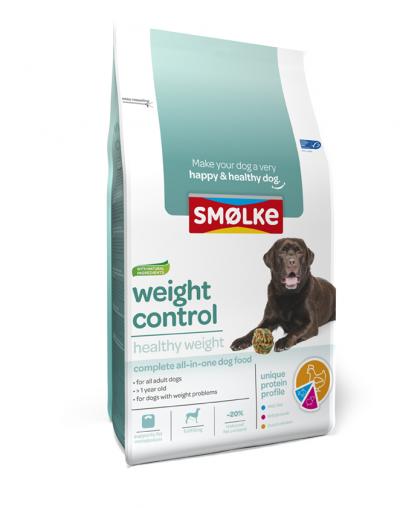 Smølke SMOLKE - WEIGHT CONTROL Hond