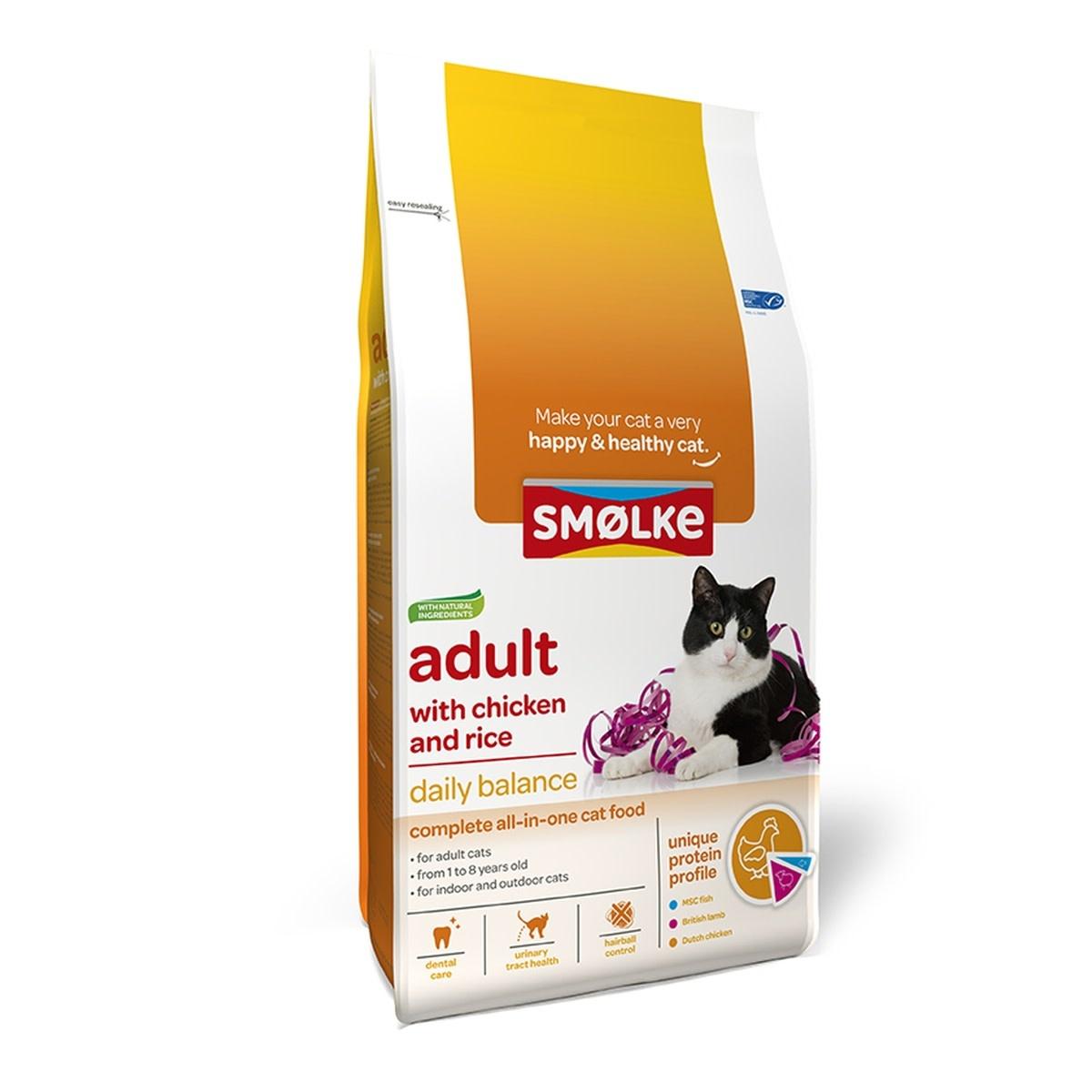 Smølke SMOLKE - ADULT CHICKEN&RICE