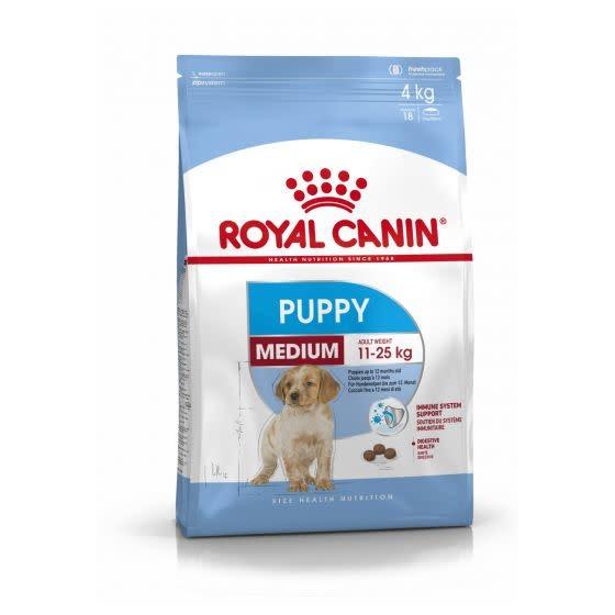 Royal Canin Royal Canin Medium Puppy - Hondenvoer - 4 kg