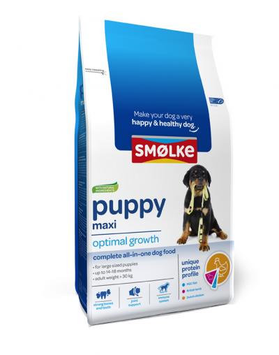 Smølke SMOLKE - PUPPY MAXI