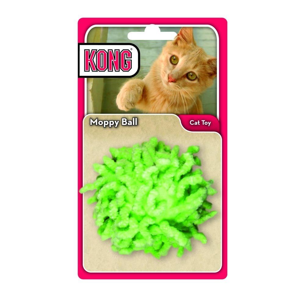 KONG KONG - CAT ACTIVE MOPPY BALL