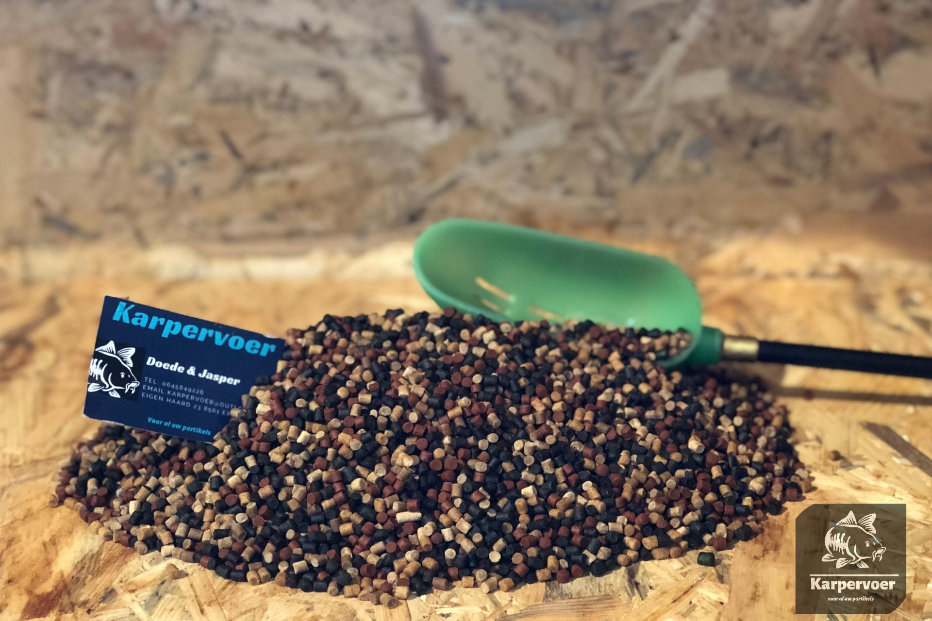Karpervoer Balk Pellet mix 4mm 1kg