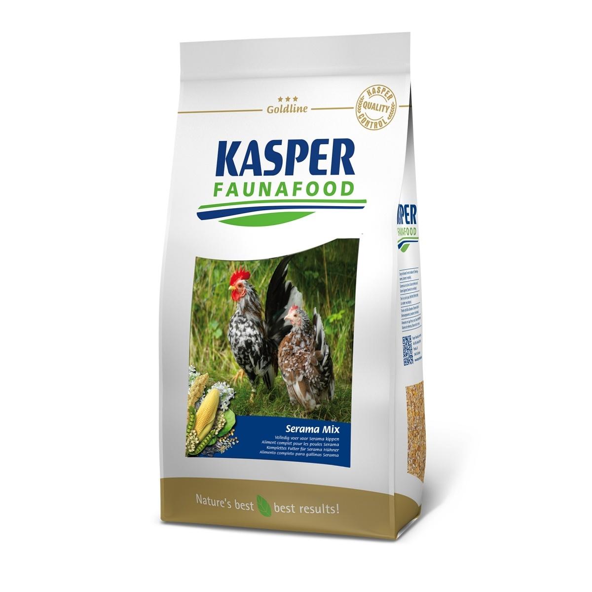 Kasper KASPER- goldline serama mix 3kg