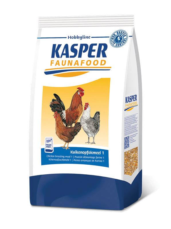 KASPER - KUIKENOPFOKMEEL 1 4 KG