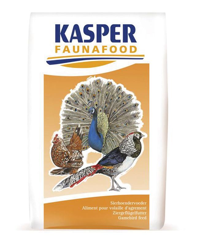 Kasper KASPER - GALLUS 3 ONDERHOUDSKORREL 20 KG ADULT