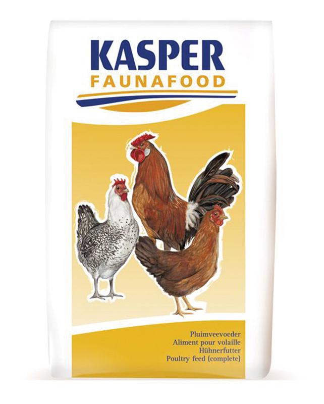 Kasper KASPER - KUIKENOPFOKKORREL 2 20 KG JUNIOR