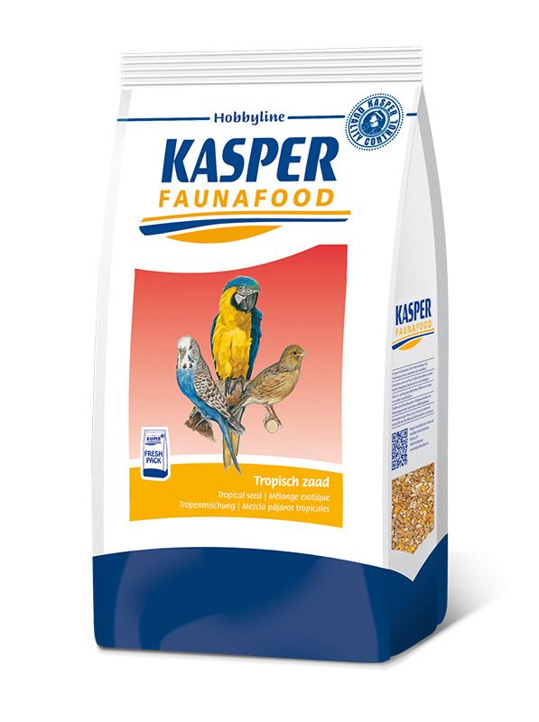KASPER - TROPISCH ZAAD 4 KG